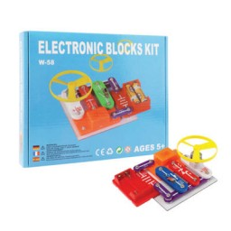 Electronic Block Kit (W-58)