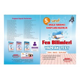 HEDEF 5.SINIF FEN BİLİMLERİ...