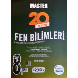 OKYANUS MASTER 20'Lİ LGS...