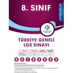 BİLİM ANAHTARI ONLINE LGS...