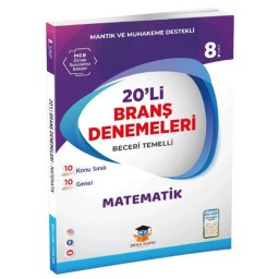 ZEKA KÜPÜ ONLINE 20'Lİ LGS...