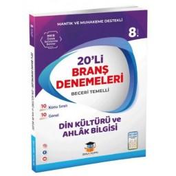 ZEKA KÜPÜ ONLINE LGS 20'Lİ...