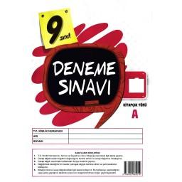 ANKARA ONLINE 9.SINIF DENEME