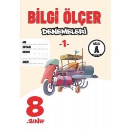 BİLGİ ÖLÇER ONLINE 8.SINIF...