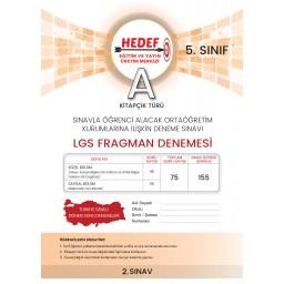 5.SINIF-HEDEF  DENEME 2 ONLİNE