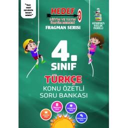 4. sınıf Türkçe konu özetli...