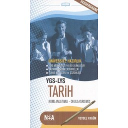 NESA YGS-LYS TARIH CEP KITABI